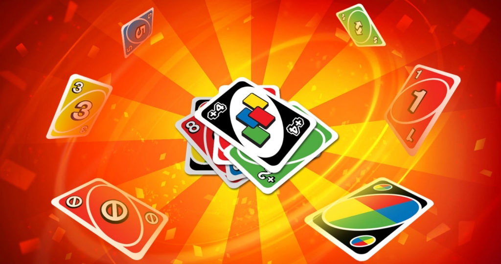 UNO Confirms you can't Stack +4 or +2 cards