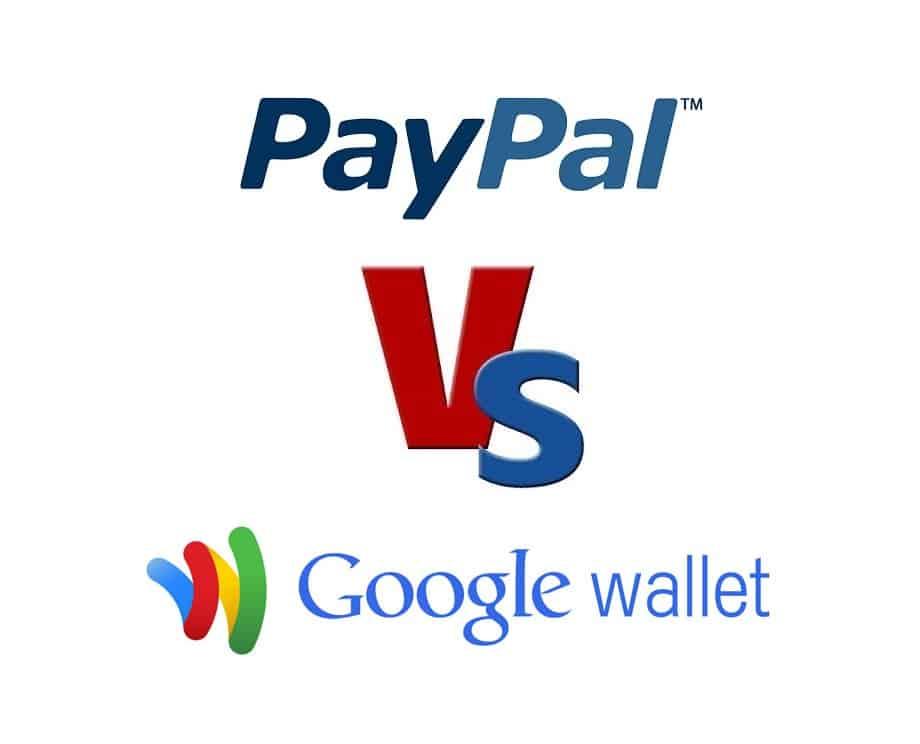 Google wallet vs Paypal