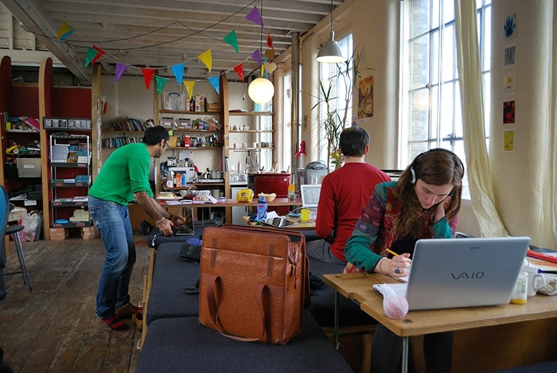 How to Start a Co-working Space