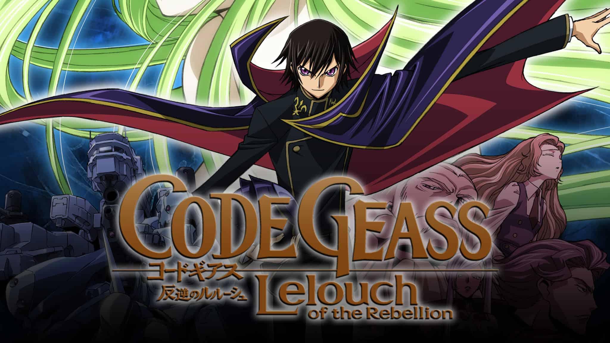 Code Geass Season 3- The Release Date & Every Information - 1st Slice
