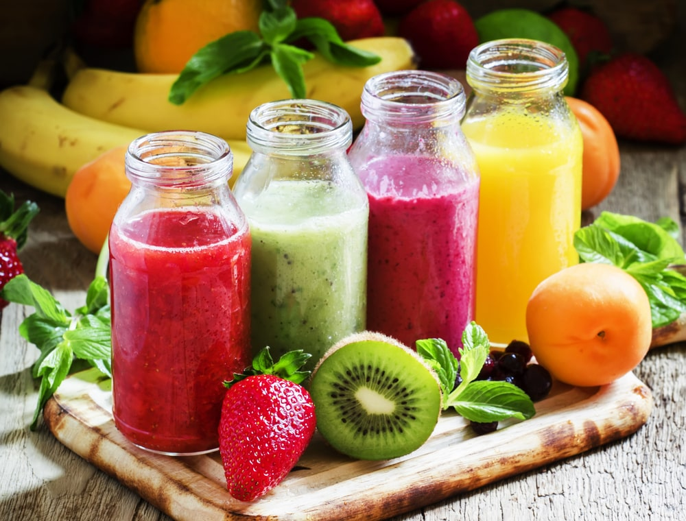 Best Juices To Drink For Added Nutrients