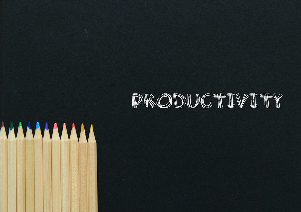 increase in productivty